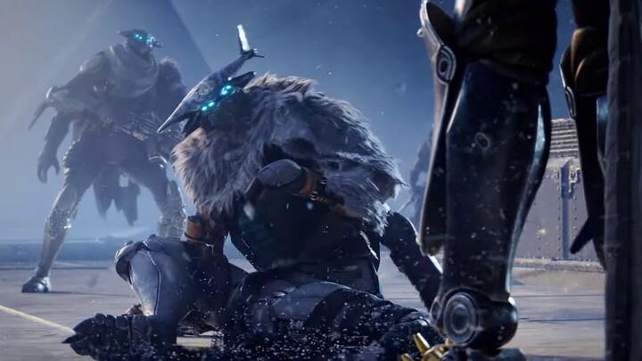 Bande-annonce de lancement de Destiny 2: Au-delà de la Lumière