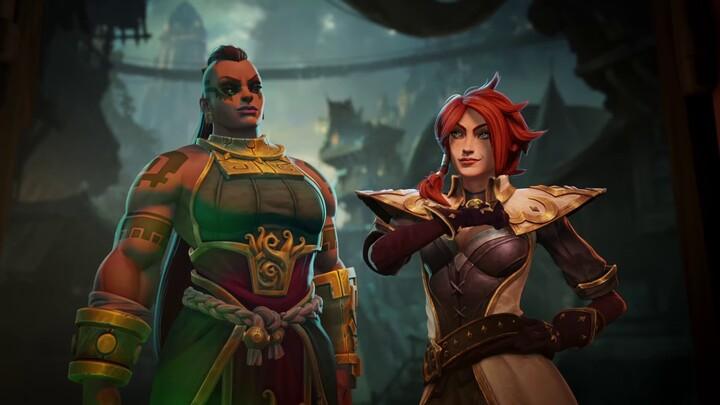 Première bande-annonce du RPG au tour par tour Ruined King: A League of Legends Story