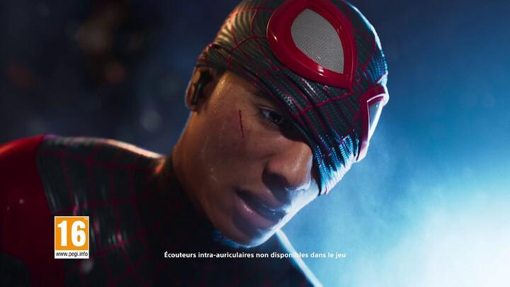 Spot publicitaire cinématique « Soyez vous-mêmes » de Spider-Man: Miles Morales
