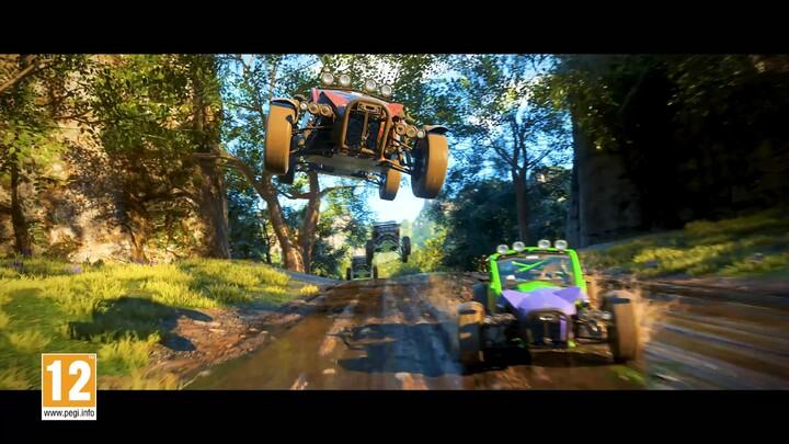 Le jeu de course tout-terrain DiRT 5 désormais disponible sur PC, PS4 et Xbox One