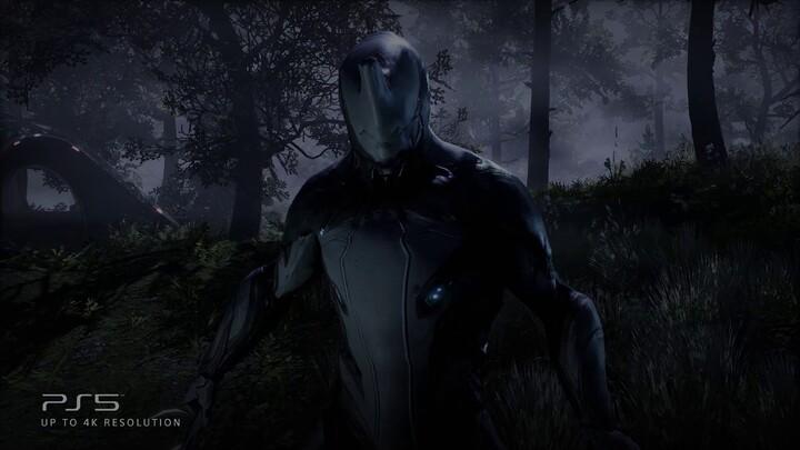 Warframe s'illustre sur PlayStation 5