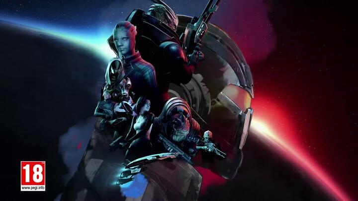 Bioware annonce Mass Effect Édition Légendaire, une édition remasterisée de la trilogie Mass Effect