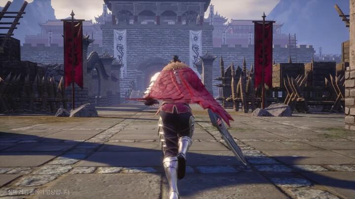 Aperçu des guerres de sièges du MMORPG mobile Mir 4