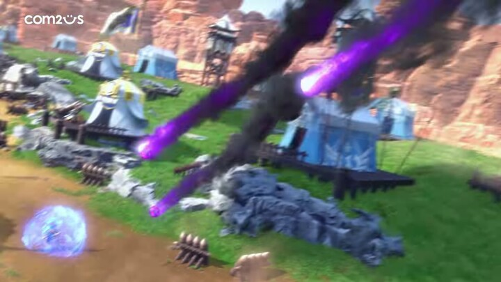 Bande-annonce cinématique de Summoners War: Lost Centuria