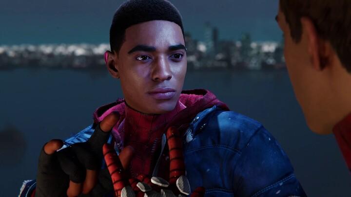 Bande-annonce de lancement de Spider-Man: Miles Morales