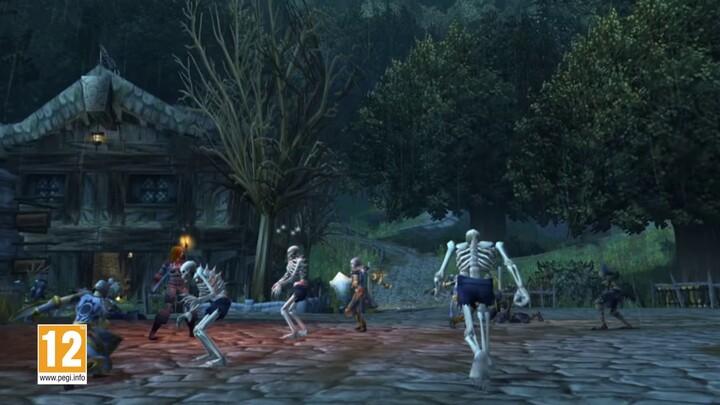 """Bande-annonce de l'évènement de pré-lancement """"Invasion du Fléau"""" de World of Warcraft: Shadowlands"""
