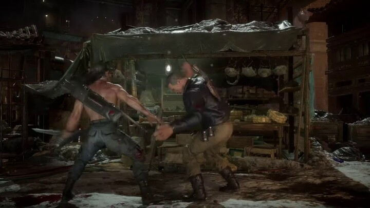 Rambo affronte Terminator dans Mortal Kombat 11 Ultimate
