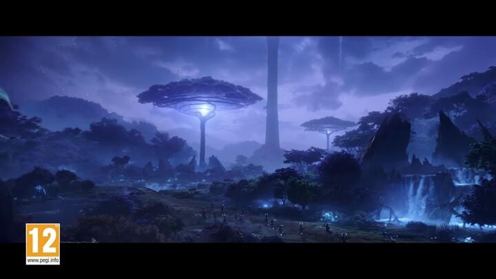Cinématique de lancement de l'extension Shadowlands de World of Warcraft