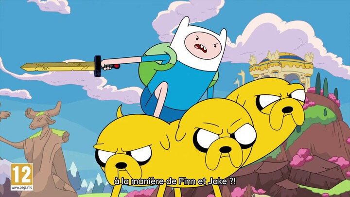 "Bande-annonce ""Adventure Time"" d'Immortals Fenyx Rising (VOSTFR)"