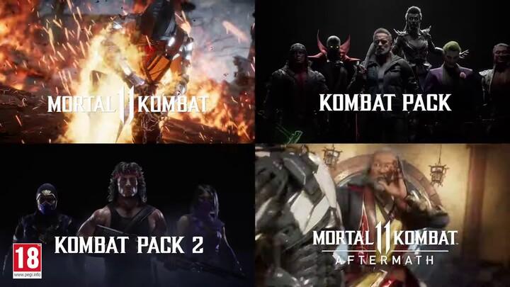 Mortal Kombat 11 Ultimate désormais disponible