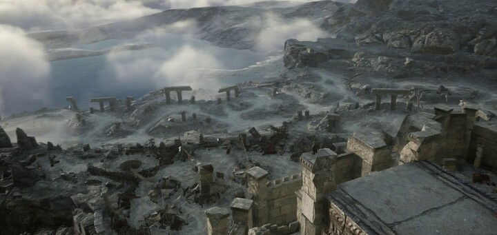 G-Star 2020 - Bande-annonce du MMORPG Odin: Valhalla Rising