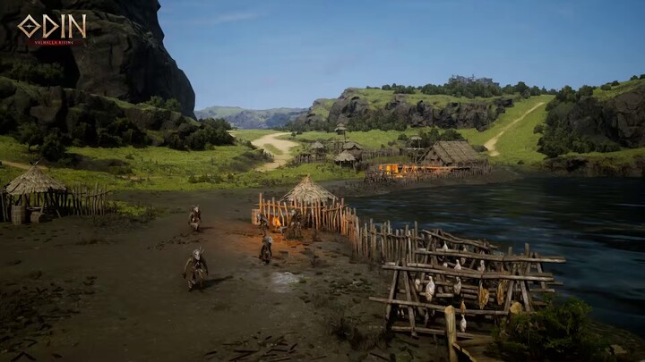 G-Star 2020 - Exploration de l'univers du MMORPG Odin: Valhalla Rising