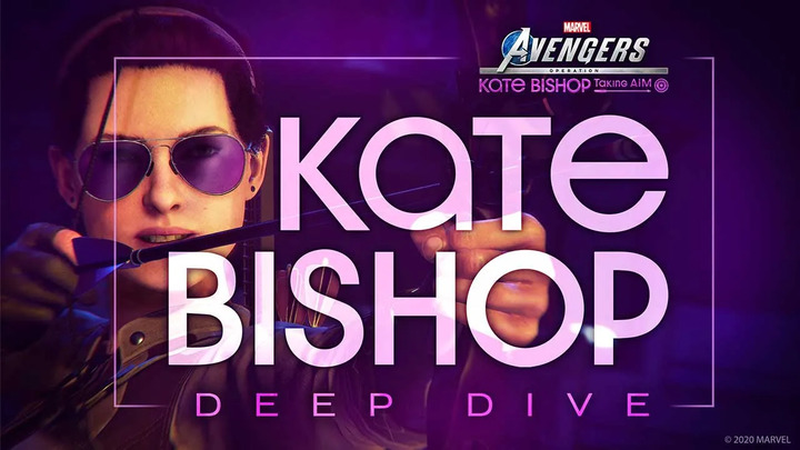 "Présentation de ""l'Operation: Kate Bishop"" de Marvel's Avengers"
