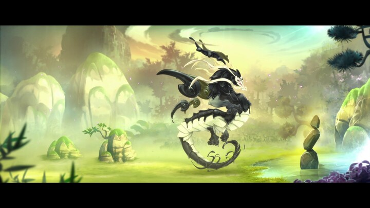 Trailer de la mise à jour 2.58 de DOFUS - Le Dilemme du Dragon