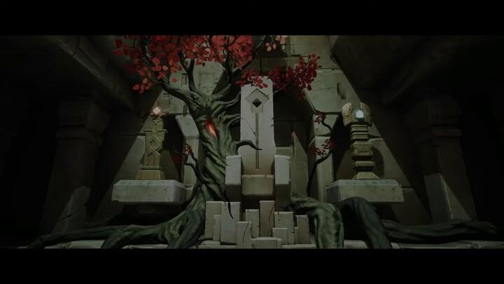 Présentation du RPG d'action Chronos: Before the Ashes