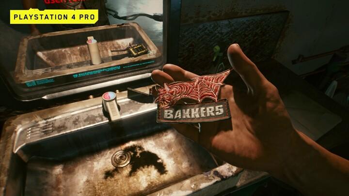 Cyberpunk 2077 se dévoile sur PlayStation 4 Pro et PlayStation 5
