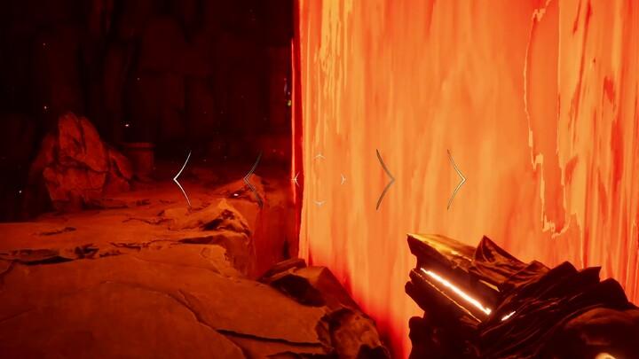 Aperçu du gameplay du Rythme FPS Metal: Hellsinger
