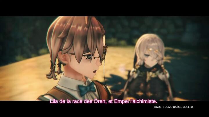Le J-RPG Atelier Ryza 2 introduit son histoire