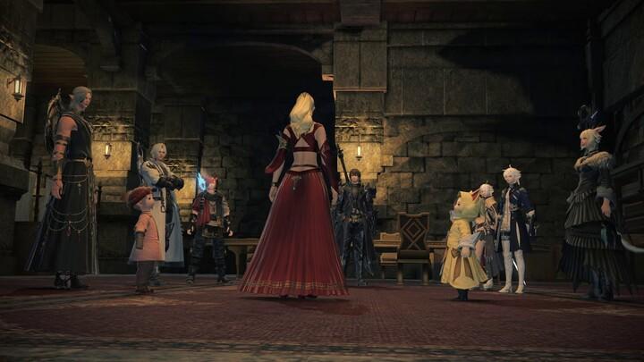 """Bande-annonce de la mise à jour 5.4 """"Futures Rewritten"""" de Final Fantasy XIV"""