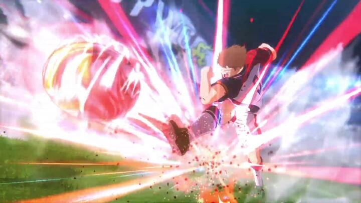 L'équipe des États-Unis d'Amérique de Captain Tsubasa: Rise of New Champions se dévoile en vidéo
