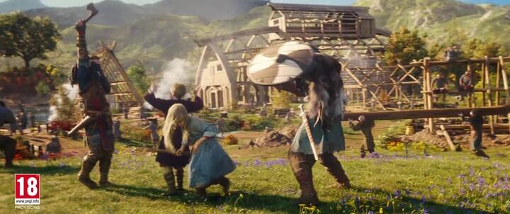 Première bande-annonce cinématique d'Assassin's Creed Valhalla