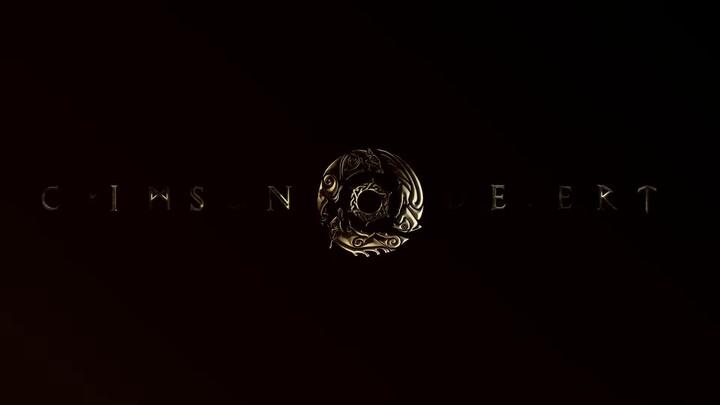 Teaser : le logo animé de Crimson Desert