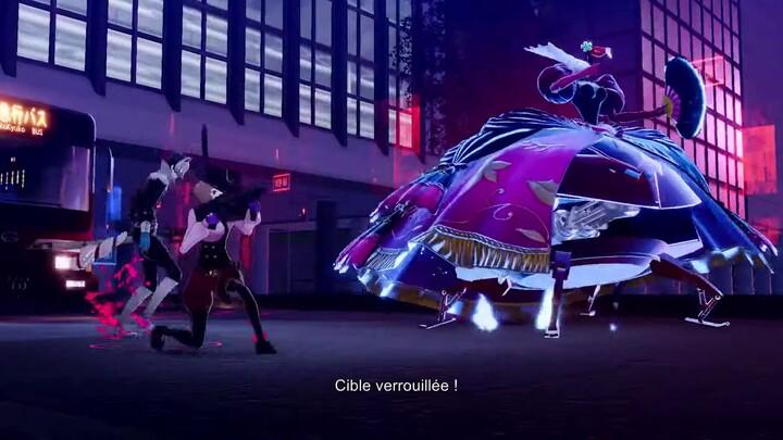Le musou Persona 5 Strikers s'annonce en sortie mondiale le 23 février 2021
