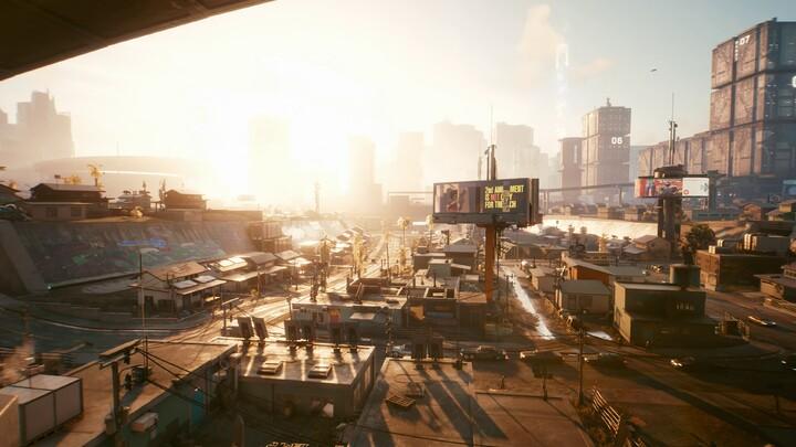 Bande-annonce de lancement de Cyberpunk 2077