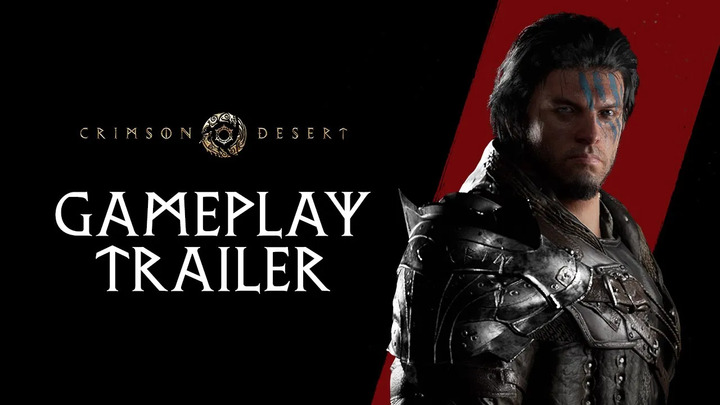Game Awards 2020 - Première bande-annonce de gameplay de Crimson Desert