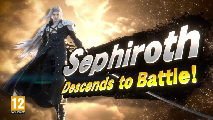 Game Awards 2020 - Sephiroth, de Final Fantasy VII, arrive dans Super Smash Bros. Ultimate