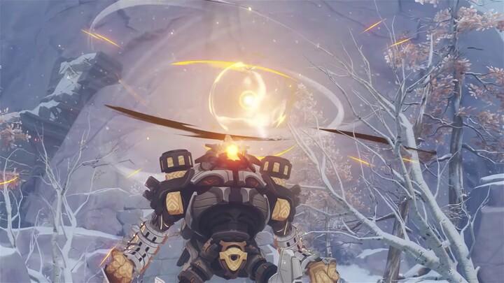 Bande-annonce de la version 1.2 « Craie et Dragon » de Genshin Impact