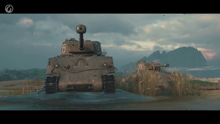 "Cinématique de lancement de l'événement ""Road to Berlin"" de World of Tanks"