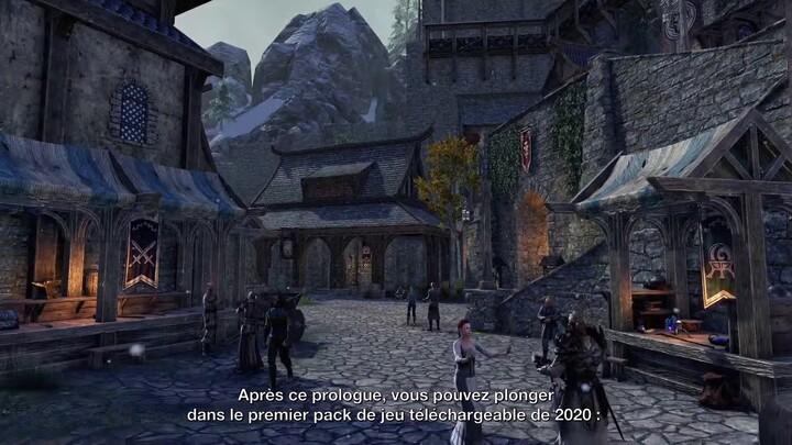 Bethesda revient sur l'année 2020 de The Elder Scrolls Online