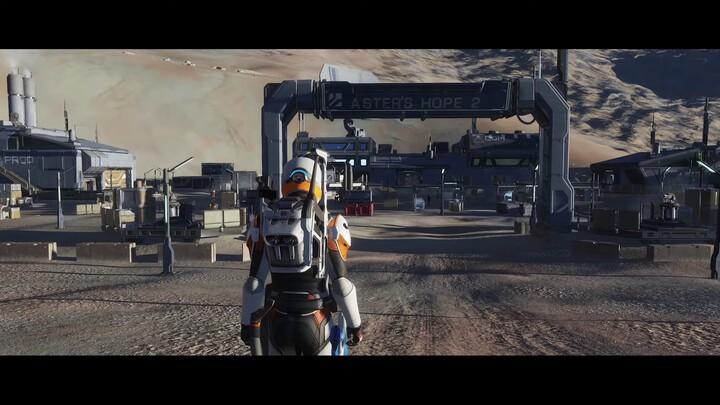 Présentation des combats d'Elite Dangerous: Odyssey