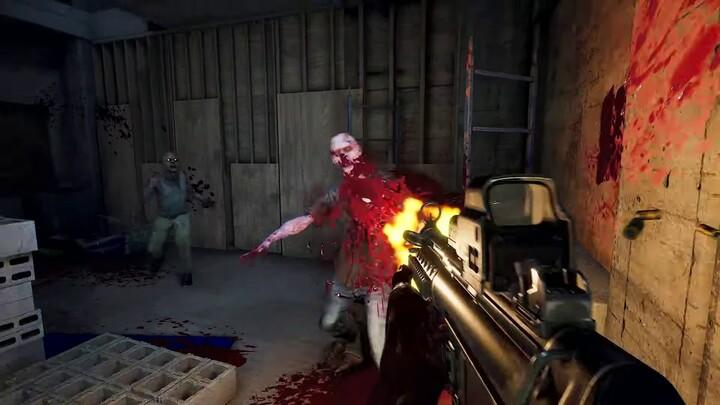 Le FPS coopératif Back 4 Blood présente le gameplay de son alpha-test