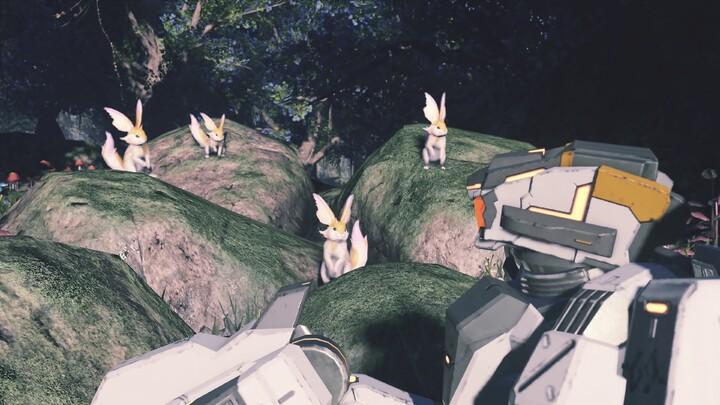 Cinématique d'ouverture de Phantasy Star Online 2: New Genesis