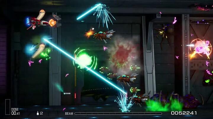 Le shoot 'em up R-Type Final 2 présente de nouveaux extraits de son gameplay