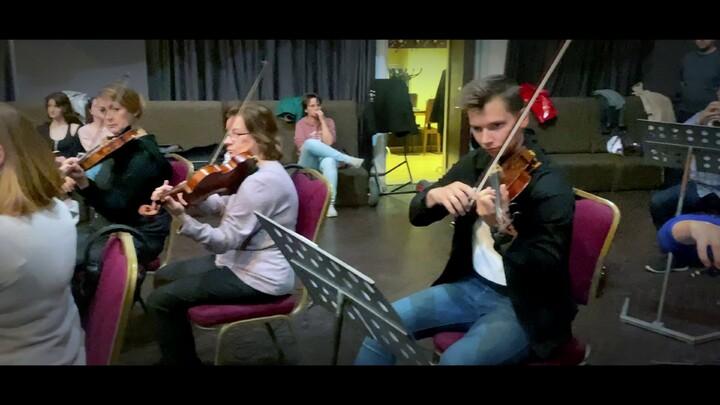 Thème principal de Pathfinder: Wrath of the Righteous (enregistrement orchestral)