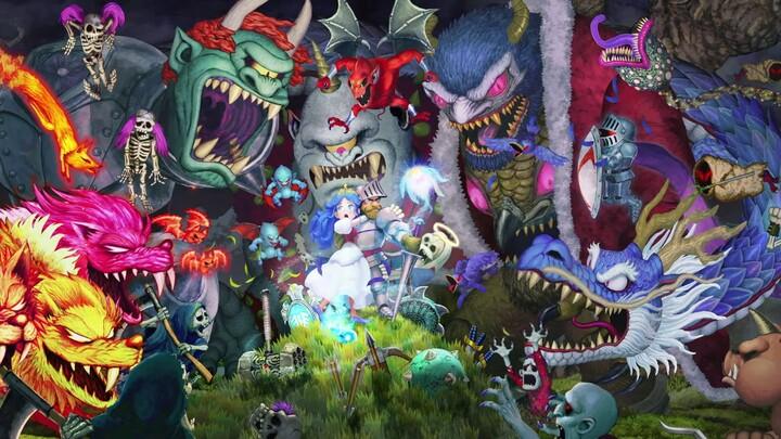Bande-annonce de lancement de Ghosts 'n Goblins Resurrection