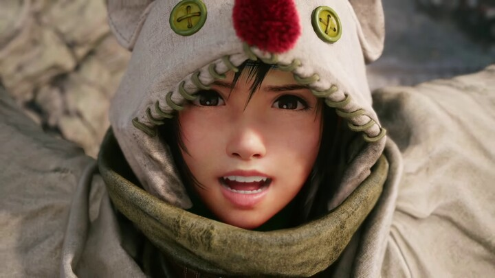 Square Enix annonce Final Fantasy VII Remake Intergrade sur PlayStation 5