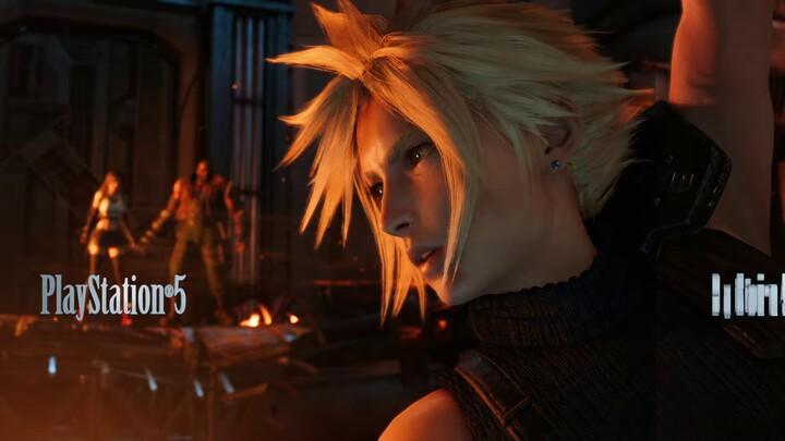 Final Fantasy VII Remake Intergrade présente ses caractéristiques sur PS5