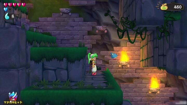 Wonder Boy : Asha in Monster World, le remake de Monster World IV, arrive bientôt