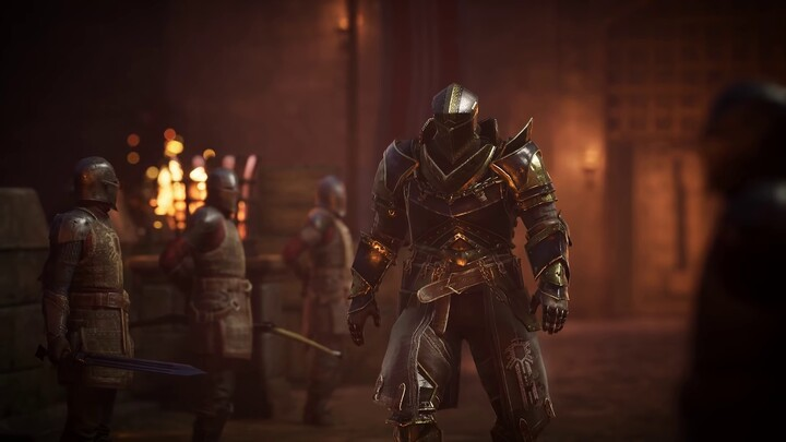 Présentation du gameplay du Ranger de Hood: Outlaws & Legends (VOSTFR)