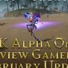 Aperçu du gameplay de l'alpha de février d'Ashes of Creation