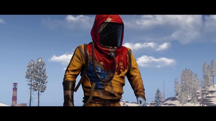 Aperçu de la version console de Rust