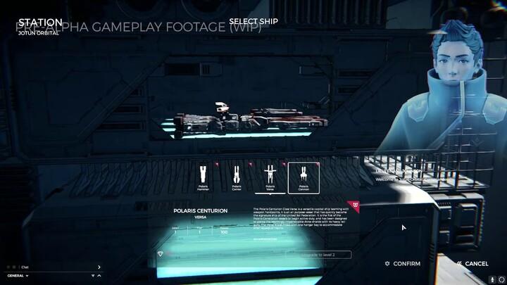 Pré-alpha : premier aperçu du gameplay d'Infinite Fleet
