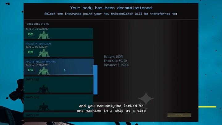 Présentation des outils avancés du MMO de science-fiction Starbase