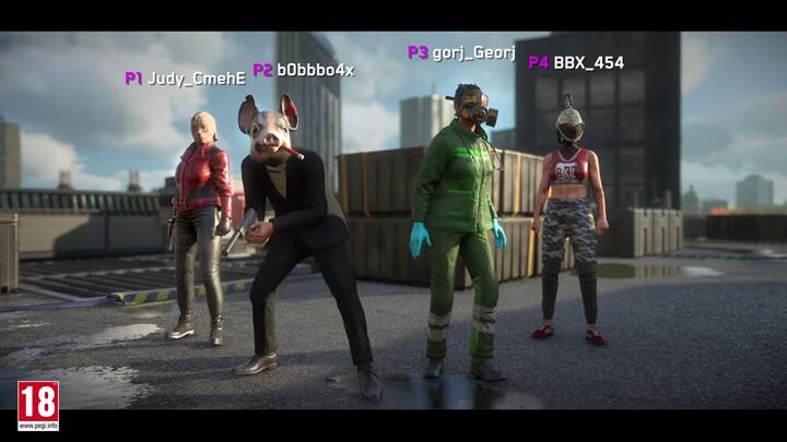Watch Dogs : Legion lance son mode en ligne sur consoles