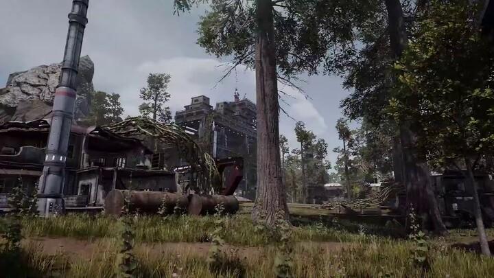 Premier aperçu du gameplay de Dysterra