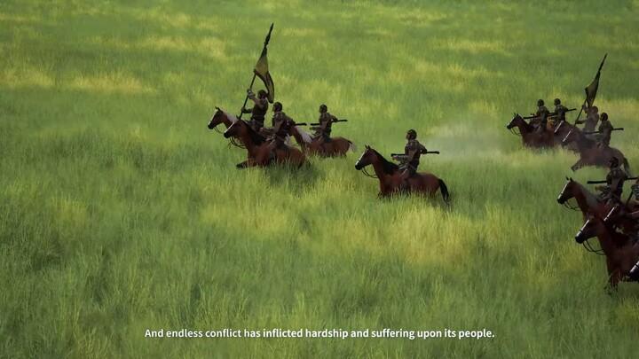 Première bande-annonce du MMO de conquêtes Myth of Empires